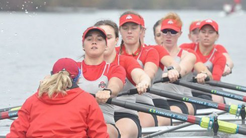 Ohio State Women's Rowing Team