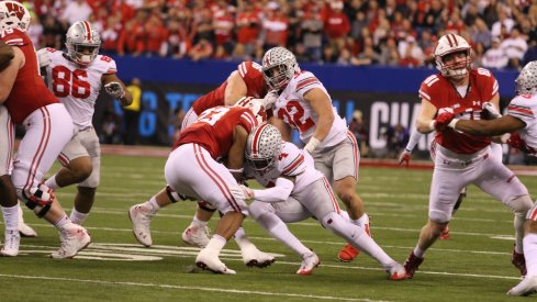 While Nick Bosa may have gotten the headlines, role players like Jordan Fuller were the reason Ohio State's run defense dominated in 2017.