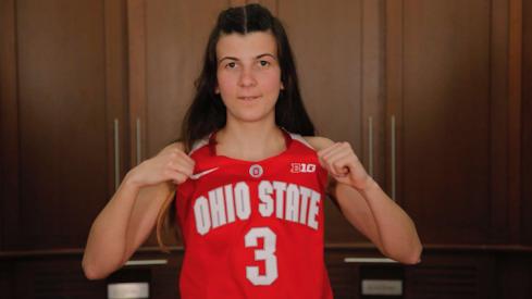Carmen Grande commits to Ohio State.