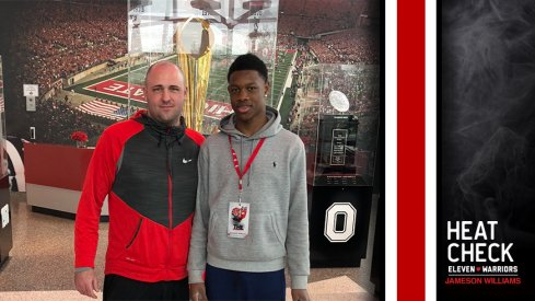 Four-star wideout Jameson Williams will officially visit Ohio State later this month.