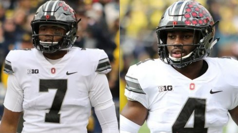 Dwayne Haskins and Jordan Fuller must stay healthy and productive for Ohio State in 2018.