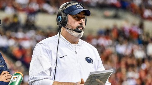 The loss of Joe Moorhead presents a challenge for the Nittany Lions.