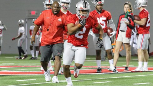 J.K. Dobbins came to Ohio State an elite prospect, but he didn't rush for 1,400 yards as a freshman thanks to talent alone.
