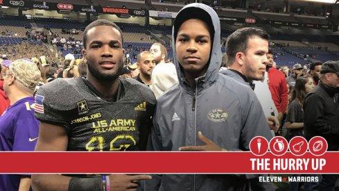 Tyreke Johnson and Miles Brooks