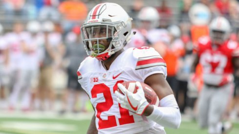 Parris Campbell