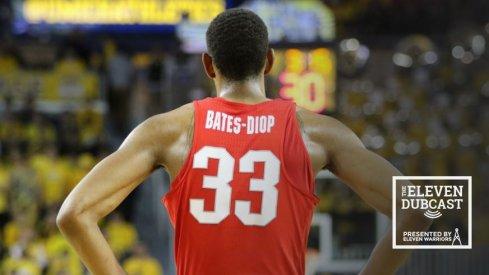 Former Ohio State men's basketball player Keita Bates-Diop