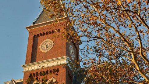Ohio State's campus