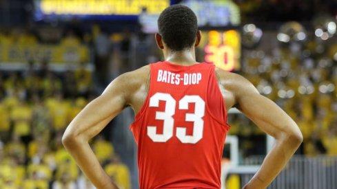 Former Ohio State basketball player Keita Bates-Diop