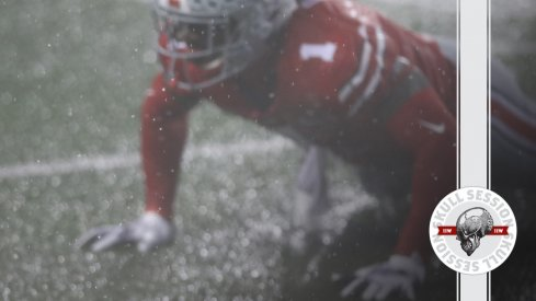 Johnnie Dixon pushes up for the July 9 2018 Skull Session