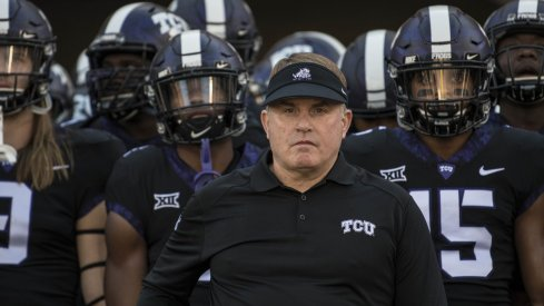 Gary Patterson's TCU defense will provide a stiff, early season-test for the Buckeyes this fall.