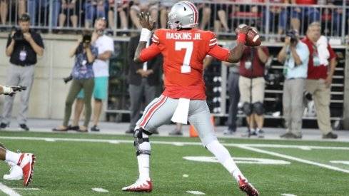 Dwayne Haskins is the most important player on Ohio State's 2018 roster.