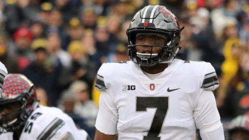 Dwayne Haskins is Ohio State's starter.