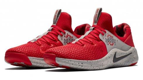 Nike's Ohio State Buckeyes Free TR V8s