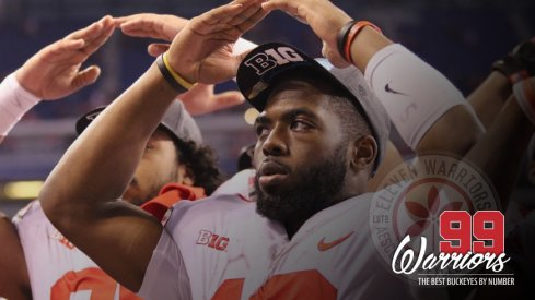 No. 16 J.T. Barrett
