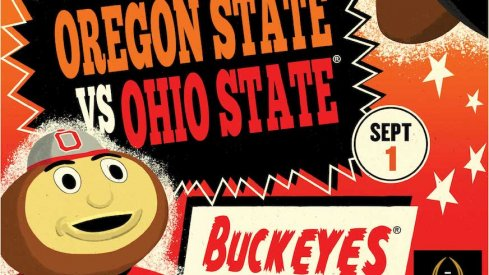 Ohio State takes on Oregon State