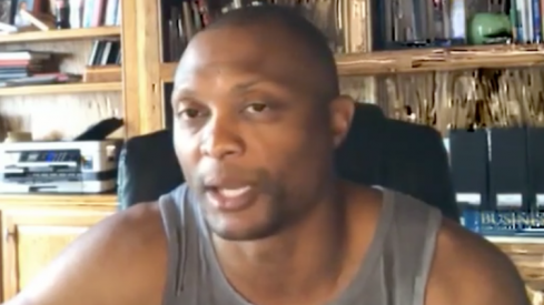 Eddie George thinks punishment should be severe