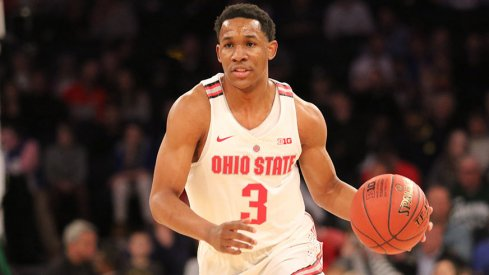 C.J. Jackson and the Buckeyes will open their 2018-19 season with Minnesota.