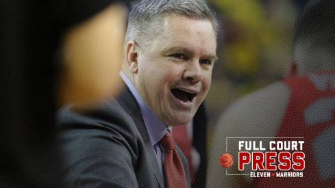 Ohio State coach Chris Holtmann has been praised for his recruiting success.