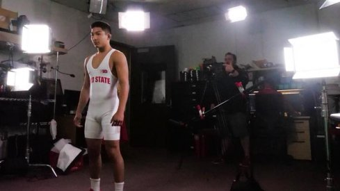 Is Malik Heinselman ready to go at 125 pounds?