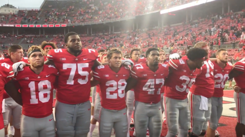 Ohio State sings Carmen after improving to 2-0.