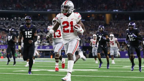 Parris Campbell leaving TCU in the dust