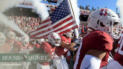 Stanford's road trip to South Bend has the Cardinal as week-five underdog.