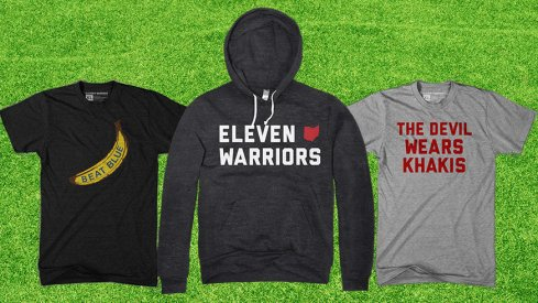 Take 20% off all orders at Eleven Warriors Dry Goods today only