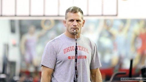 Ohio State Head Wrestling Coach Tom Ryan