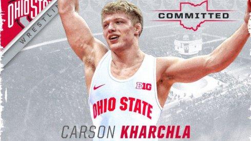 Carson Kharchla Commits