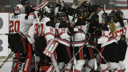 Ohio State women's hockey regroups after a tough loss at Minnesota.