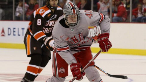 Ronnie Hein and the Ohio State Buckeyes battle Bowling Green for state bragging rights.