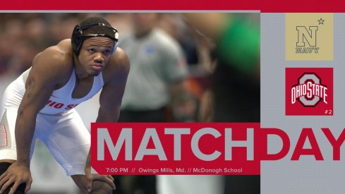 Myles Martin, ready for business.