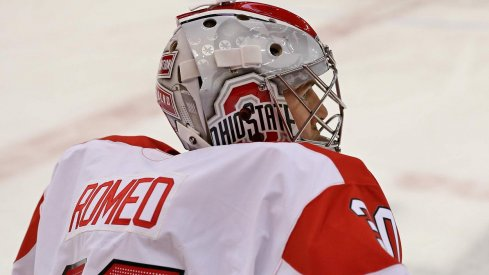 Sean Romeo has posted shutouts in each of his last two starts.