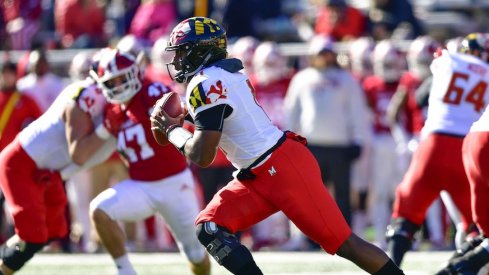 Kasim Hill is out for Maryland.