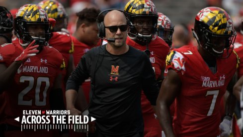 Matt Canada and the Maryland Terrapins