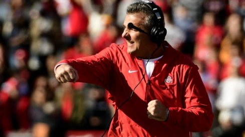 Urban Meyer's squad sits at 10-1 after a 52-51 overtime win at Maryland.