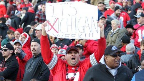 It's Michigan Week, my dudes.