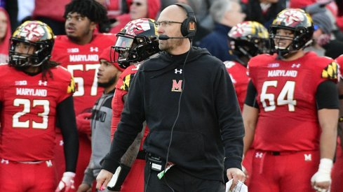 Maryland's Matt Canada put on a clinic against Ohio State in a close 52-51 loss.