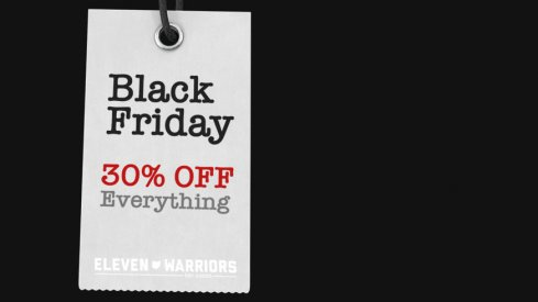 30% off everything at Eleven Warriors Dry Goods this Black Friday