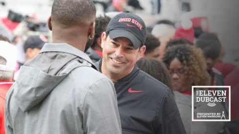 Incoming Ohio State head coach Ryan Day