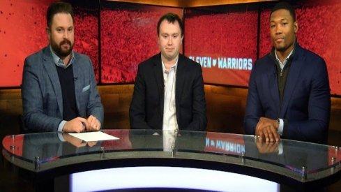 Beau Bishop, Dan Hope and Joshua Perry
