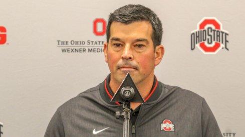 Watch Ryan Day break down Ohio State's recruiting class.