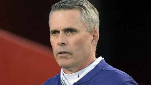 Washington coach Chris Petersen was impressed by Ohio State.