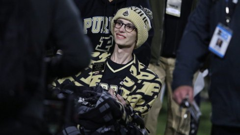 Ohio State will honor Tyler Trent on Wednesday.
