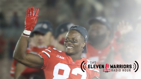 Terry McLaurin on the Eleven Warriors Radio Hour