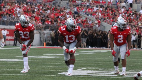 The use of tighter sets kept Ohio State's opponents on their heels in 2018.