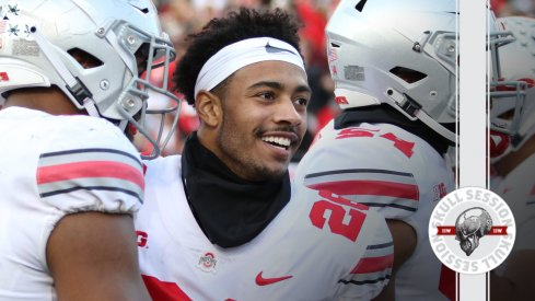 Jaelen Gill is ready to shine in today's Skull Session.