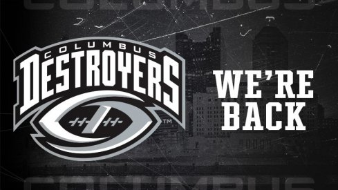The Columbus Destroyers are back with a new coach.