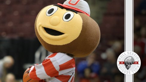 Brutus is ready to hit a three in today's Skull Session.