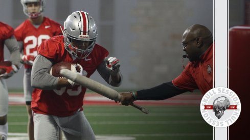 Tony Alford and his stick are back in today's Skull Session.